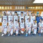 2017-2018 Men's Freshman Basketball Team
