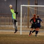 Pictures from the Varsity win over Dowagiac on 03/26