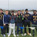 Boys Varsity Track finishes 3rd place at Loy Norrix Invite