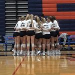 Volleyball Districts 11-3-18
