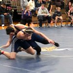 Middle School Wrestling Jan 17, 2019