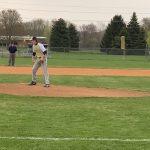 Pitchers Duel In Low-Scoring Affair, Niles Vikings Varsity Falls To Edwardsburg
