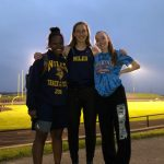 Niles Women's Track Has Strong Performances at Regional Meet