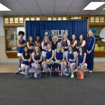 2019 Varsity Girls Tennis
