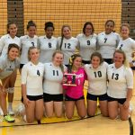 Girls Junior Varsity Volleyball wins Coloma Invitational 4 – 0