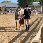 Niles Equestrian Team - currently in 2nd place