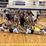 Niles Varsity Volleyball Sweeps St. Joe in First SMAC West Division Conference Match