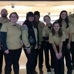 Girls Bowling team finished 3rd at Regionals and qualifies for State team finals