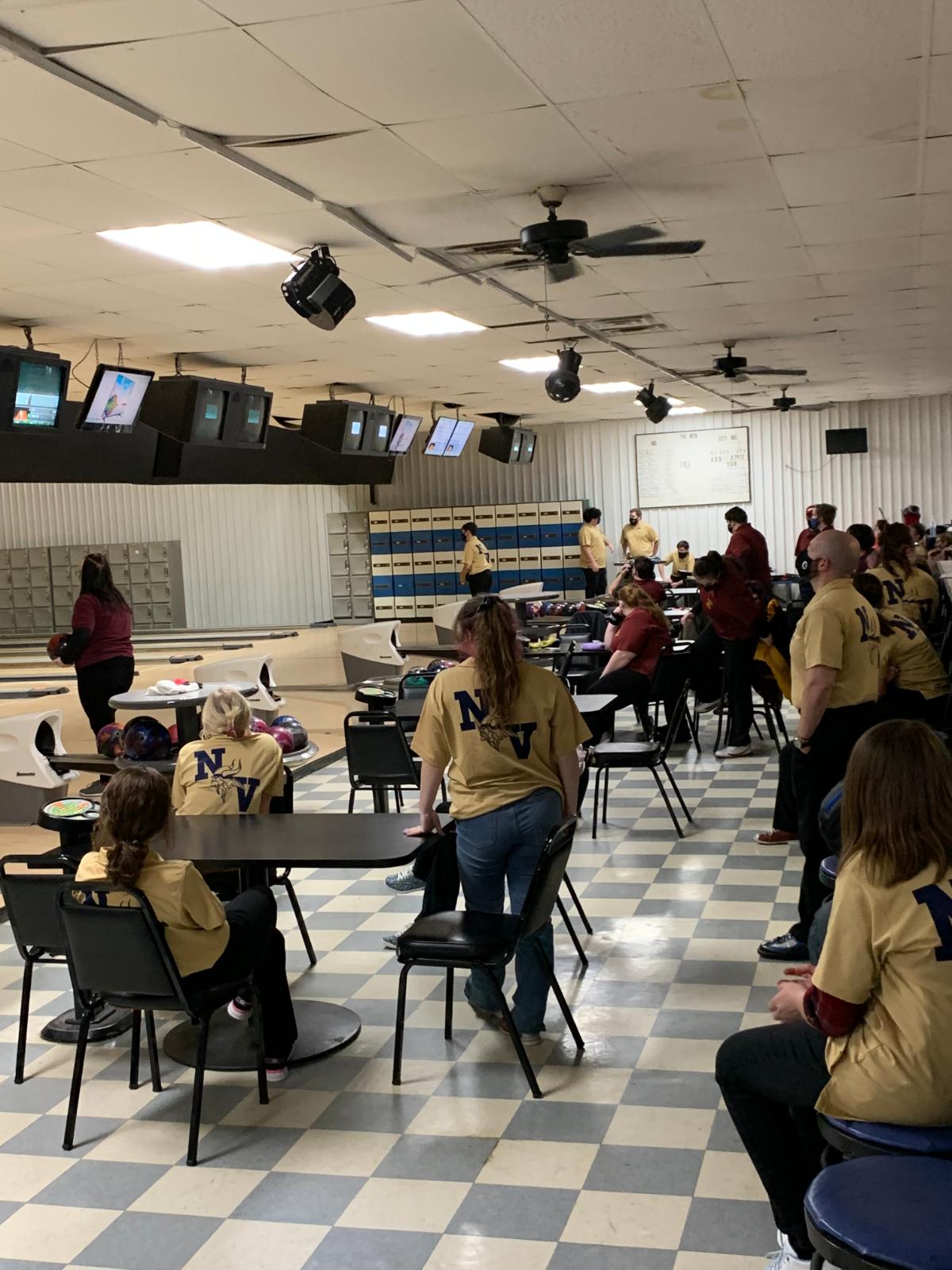 Photo gallery: Niles Bowling January 25, 2021