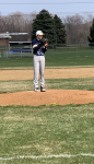 Two Niles Vikings Varsity Pitchers Rally Together In Shutout Victory Against Paw Paw