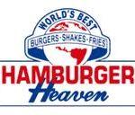 Hamburger Heaven Night Tonight  5:00-7:30