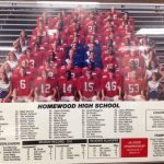 20th Anniversary of the 1995 5A State Championship Football Team