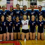 Girls Volleyball Advance to State Super Regional
