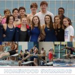 Homewood Swim Places 5th at Central Sectional Swim Meet