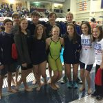 Homewood Swim Competes in Finals at State Championship
