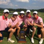 Boys Golf: 6A State Champions