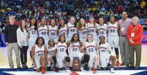 Lady Patriots 6A State Champions
