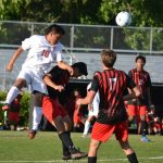 Varsity Soccer Advances to 3rd Round of Playoffs; Game Saturday at Pelham 7PM