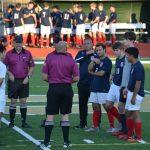 Varsity Soccer Season Ends at Elite Eight