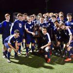 Boys Varsity Soccer beats Northview 1 – 0