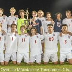 HHS Boys JV Soccer Wins OTM Tournament