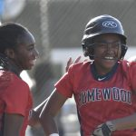 Softball advances to winners bracket final in Area 10 Tournament