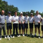 Boy Golf AHSAA 5A Section 2 Champs!