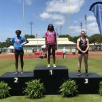 Finch and Hill finish 1 – 2 in Long Jump Championships