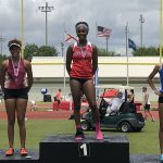 Jasmine Griffin earns her second state championship, wins 300M hurdles