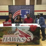 Crawford signs with Huntingdon