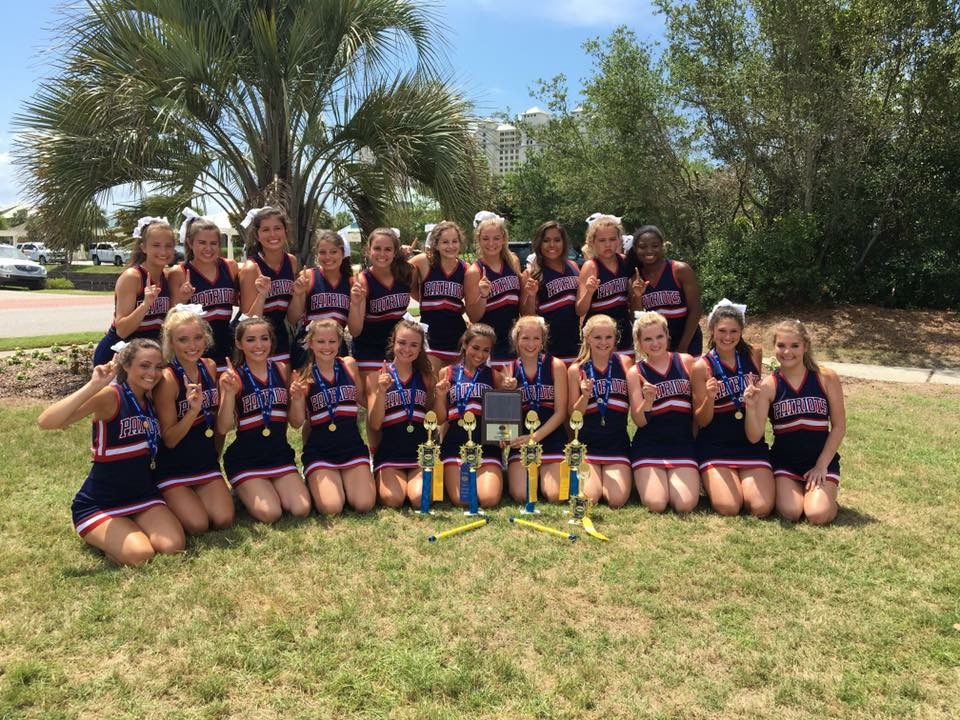 Homewood High School Cheer collects accolades at team camp