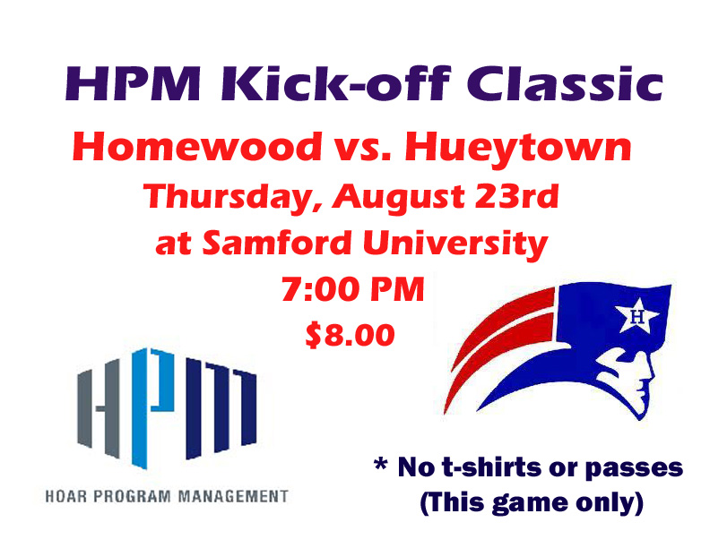 Patriot Football Starts Season at HPM Kick-off Classic