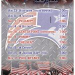 Get your Homewood Patriot Football tickets at GOFAN!