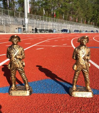 Girls and Boys Sweep at the Homewood Invitational
