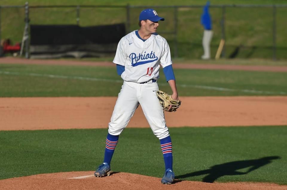 Varsity Baseball hosting playoffs on Thursday