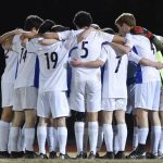 Boys Varsity Soccer beats Bessemer City 8 – 0