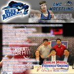 Carlos Figueroa signs with Lindsey Wilson
