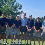 Boys Golf makes a strong come back to qualify for the AHSAA 6A State Championships
