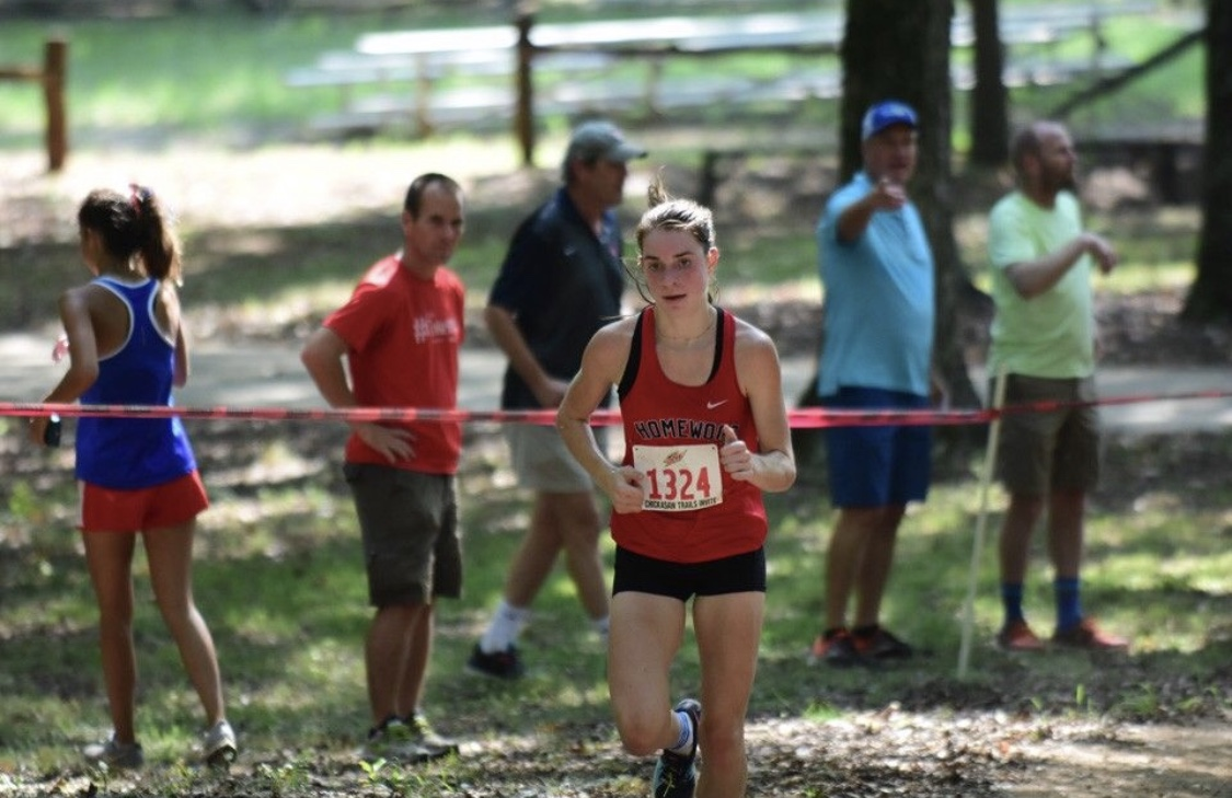 Homewood Cross Country Ranked #1 After Fast Start