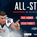 Football Athletes Named to 2019 ASWA All-State Team
