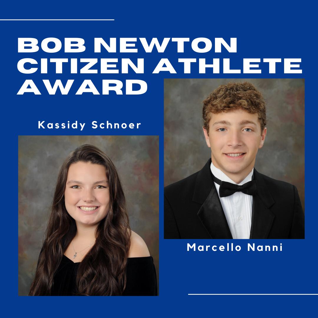 2020 Athletic Scholarship Awards Announced