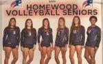 Volleyball Senior Night tonight at 6PM