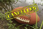 JV Football vs Hueytown is cancelled this evening