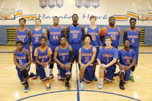 2014-15 Hawks Varsity Boys Basketball