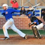 Hanahan High School Varsity Baseball beat Pinewood Preparatory School 19-5