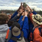 Hanahan High School Boys Varsity Track finishes 2nd place