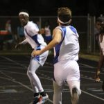 Boys and Girls Track Defeat Two County Team
