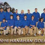 Hanahan High School Boys Varsity Golf finishes 1st place