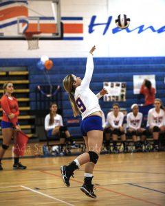 JV Girl's Volleyball 10/18/16