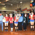 Varsity Volleyball Senior Night 10-18-16- Photo Gallery